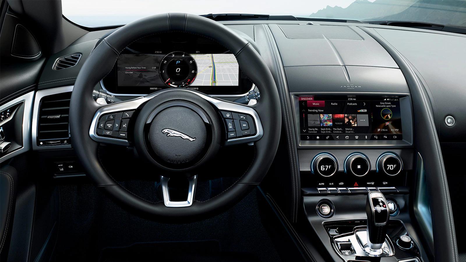 2021 Jaguar F Type Interior Jaguar Willow Grove