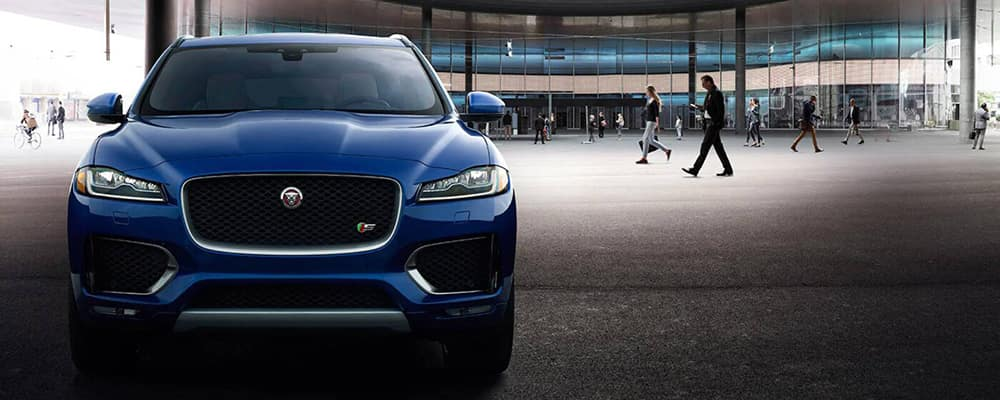 2020 f-pace blue