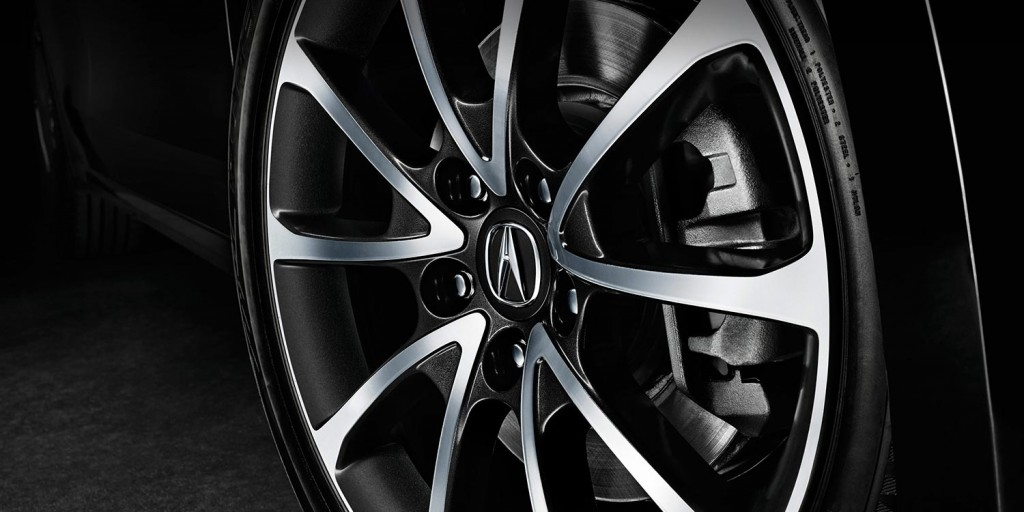 2015 Acura TLX Features
