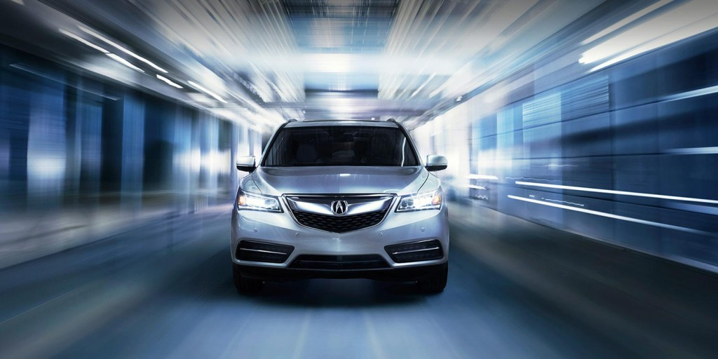 2015 MDX is a powerful vehicle