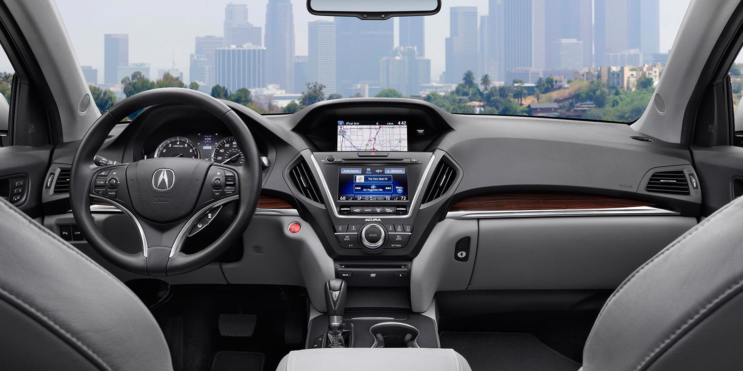 MDX with Advance and Entertainment Packages