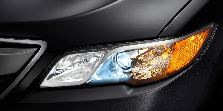 RDX high intensity discharge headlights