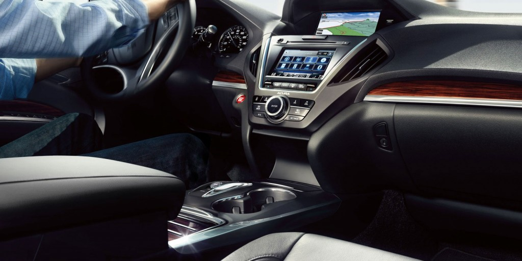 explore the 2015 acura mdx interior joe rizza acura in. Black Bedroom Furniture Sets. Home Design Ideas