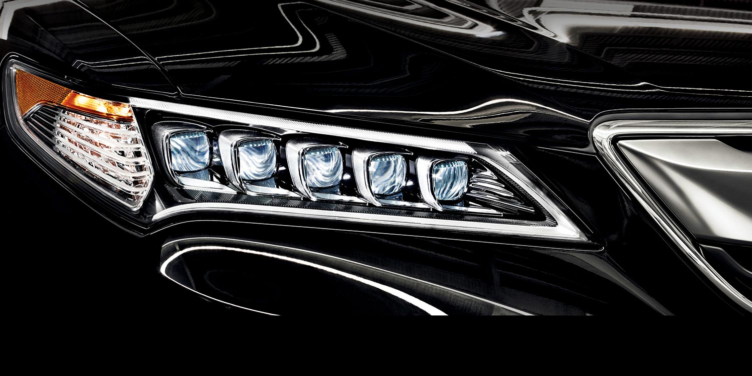 Acura TLX Jewel Eye LED Headlamps