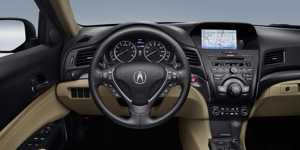 2015 ILX Interior Tech Package