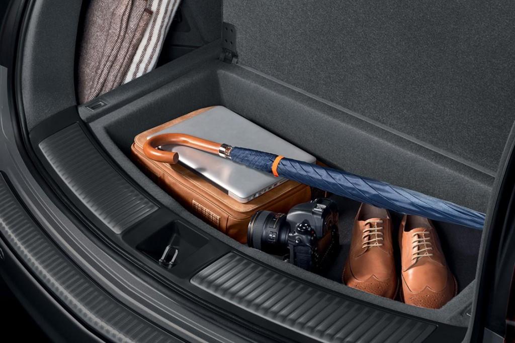 2016 Acura MDX Capacity