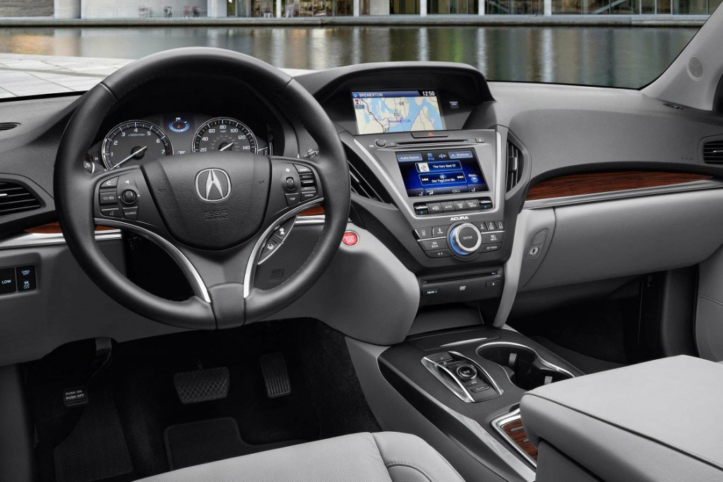 Acura Mdx 2016 Interior >> Explore The 2016 Acura Mdx Interior Joe Rizza Acura In Orland Park
