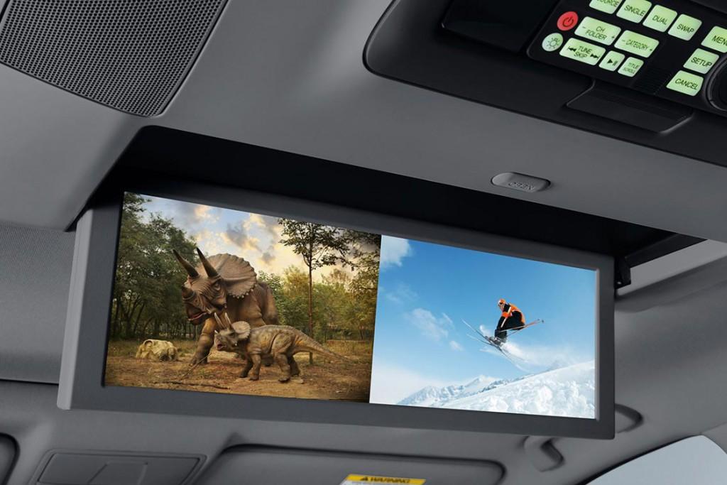 2016 Acura MDX Rear Screen