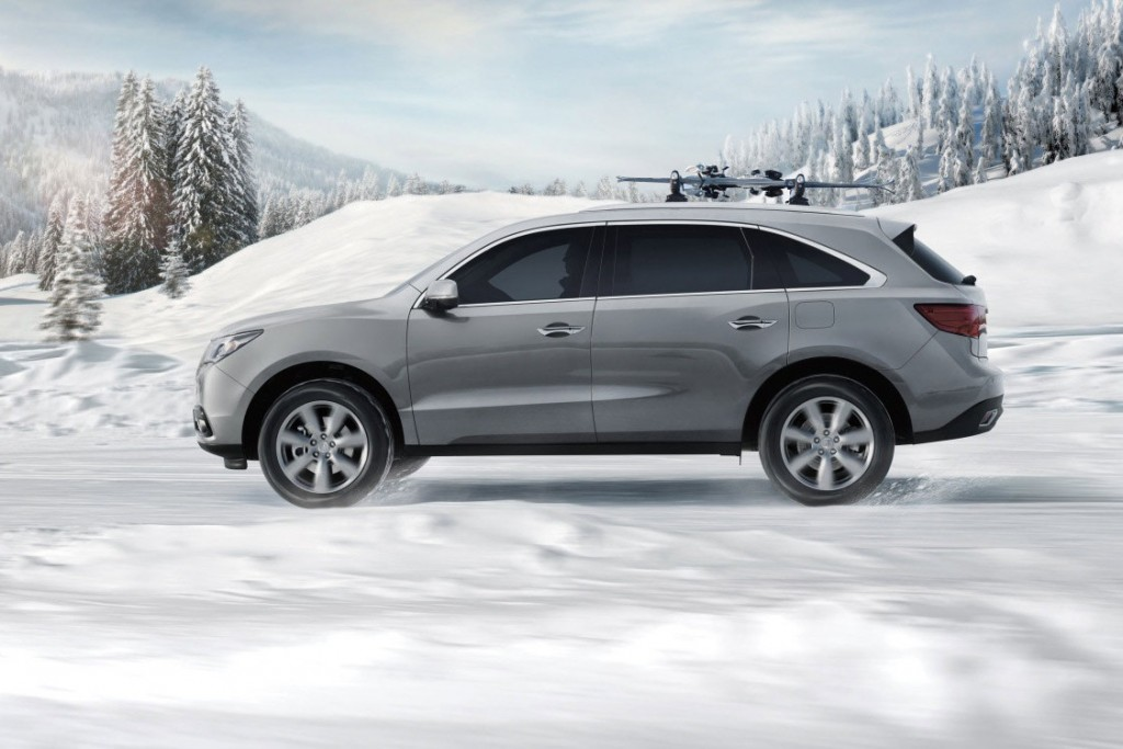 Explore The Acura MDX Exterior Towing Capacity Joe Rizza - Acura mdx tow capacity