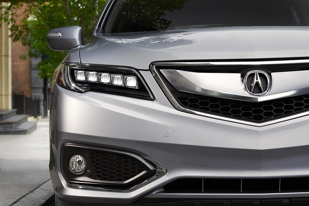 2016 Acura RDX Jewel Eye led headlights