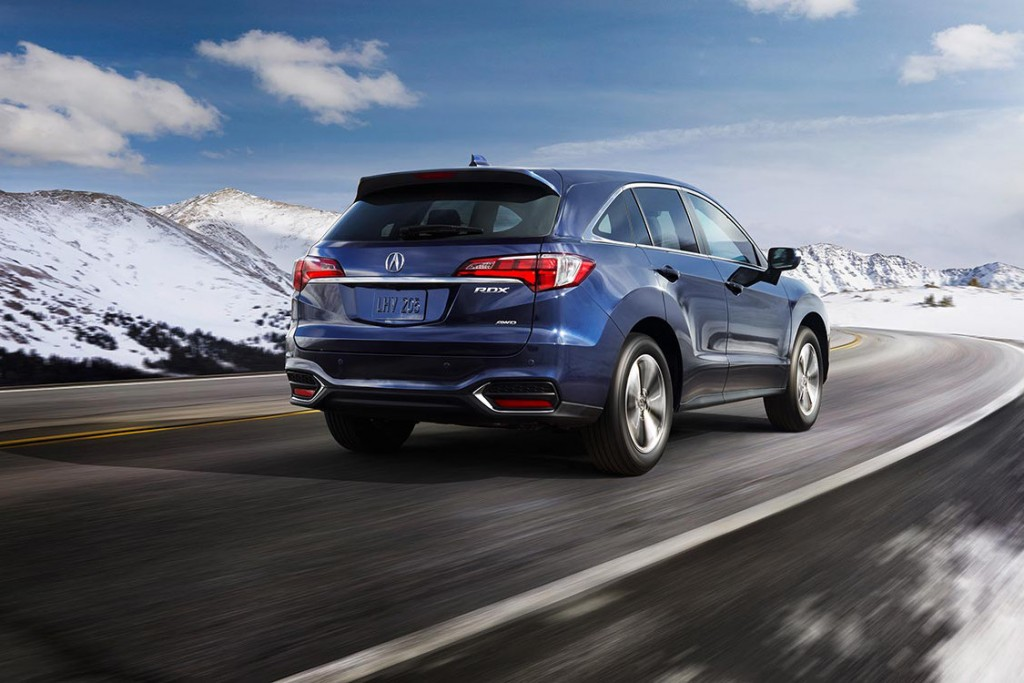 RDX AWD with Advance Package