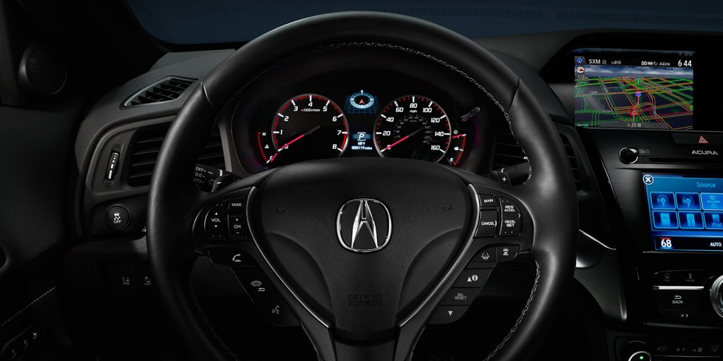 Explore The Acura ILX Features Joe Rizza Acura In Orland Park - Acura ilx accessories