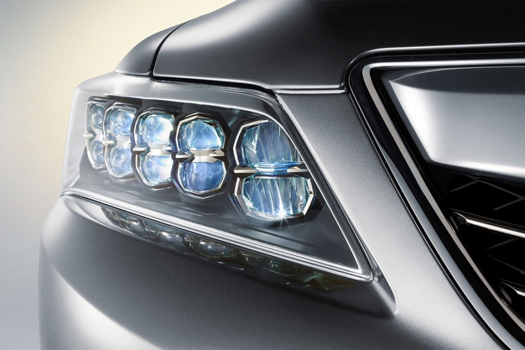 Explore The 2016 Acura Rlx Exterior Colors Headlights