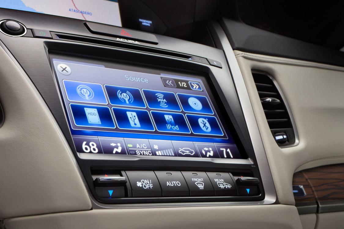 2016 Acura RLX Tech