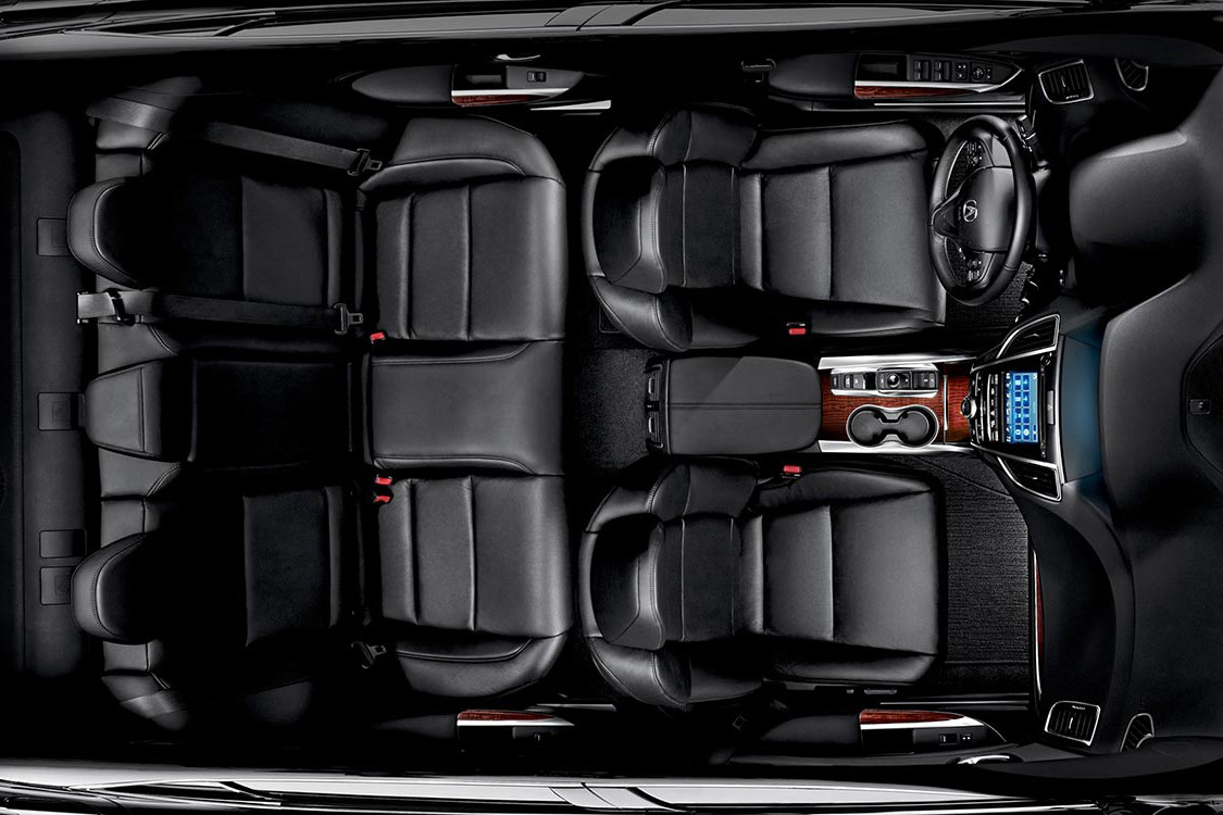Drivers who want both spacious dimensions and supportive seating don't have to look any further than the 2016 Acura TLX, which offers firm seat frames combined with multi-way power adjustment features to make the optimal seat. The driver's seat can be adjusted in 10 different directions, including support for the lumbar. Depending on the model, passengers can enjoy up to 8-way power adjustable seating as well. For rear passengers, leg space is the same as the previous model, even though the vehicle itself is less cumbersome in this recent update. This way, no matter where you sit, you will stay as comfortable as possible in a wide range of driving conditions. Other available options for the 2016 Acura TLX include: Three levels of front seat heating Front seat ventilation Perforated leather seats Hidden wireless device charging Two 12V power outlets Illuminated glove box 2-driver memory system And more!