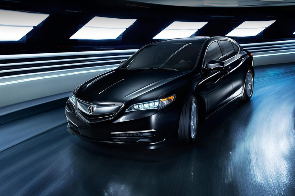 2016 Acura TLX stability