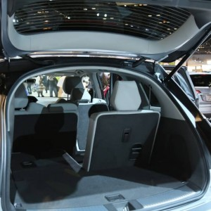 2016 Acura MDX Liftgate and Cargo