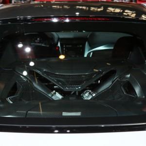 2016 Acura NSX Chicago Auto Show