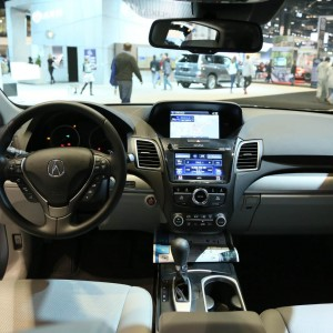 2016 Acura RDX Interior Dash