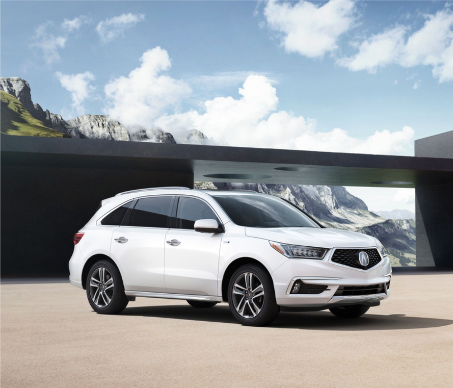 Lease A New 2017 Acura MDX At Joe Rizza Acura