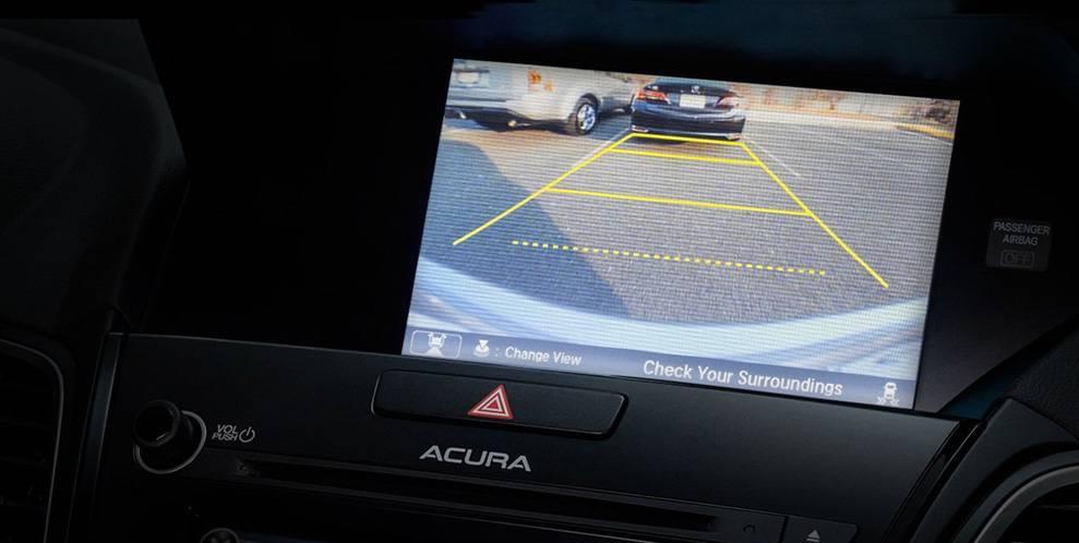 2017 Acura RDX Safety