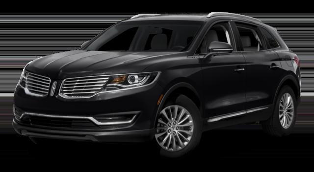2017 Lincoln MKX Black
