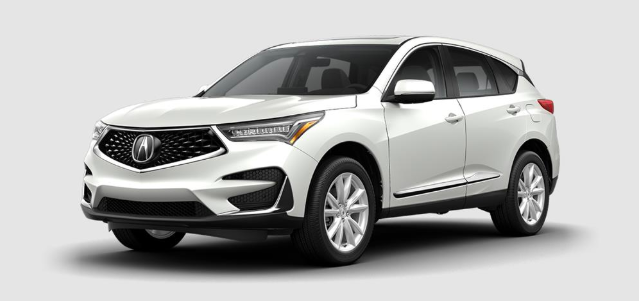 2019 Acura RDX 10 Speed Automatic Featured Special Loyalty/Conquest Lease. For well-qualified lessees who currently own a 2009 or newer Acura, Honda, Cadillac XT5, Cadillac SRX, or Lexus RX vehicle.