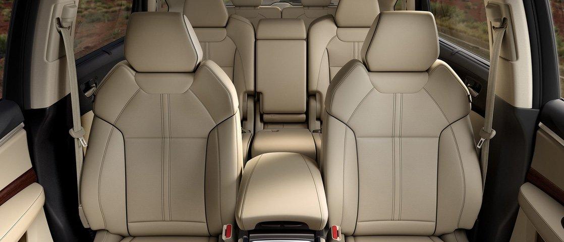 2017 Acura MDX Seats