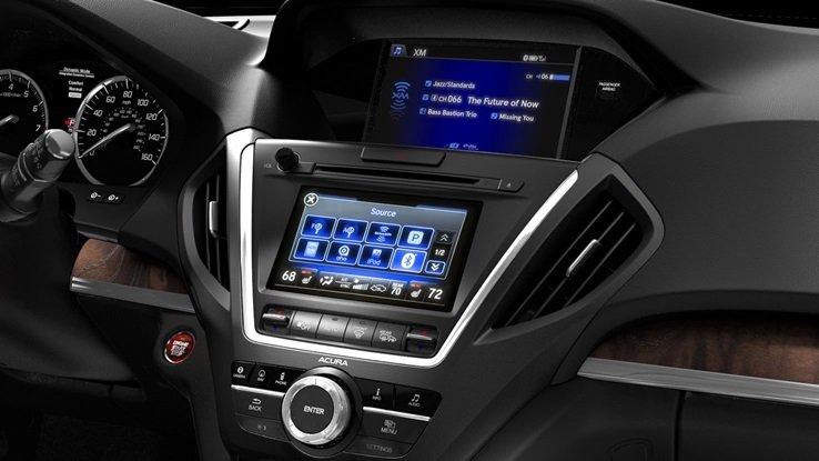 2017 Acura MDX Audio