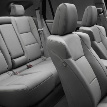 2018 Acura RDX Seats