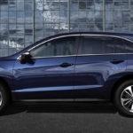 2018 Acura RDX Blue