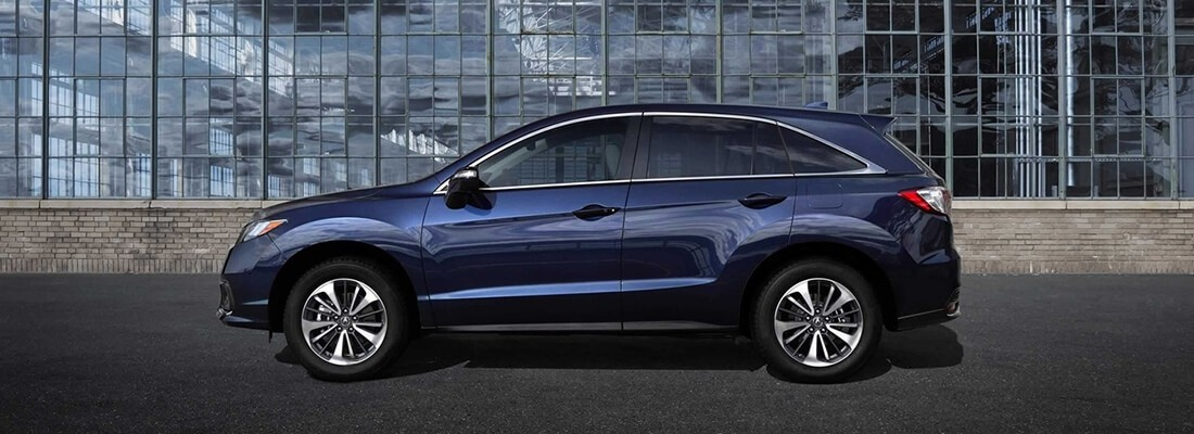 2018 acura rdx reviews  u2014 full of praise