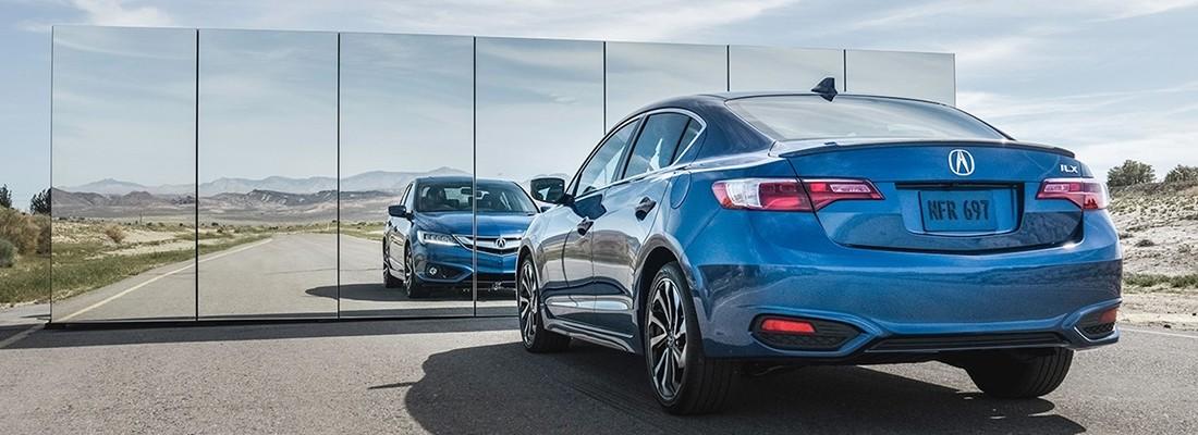 2017 Acura ILX Mirror