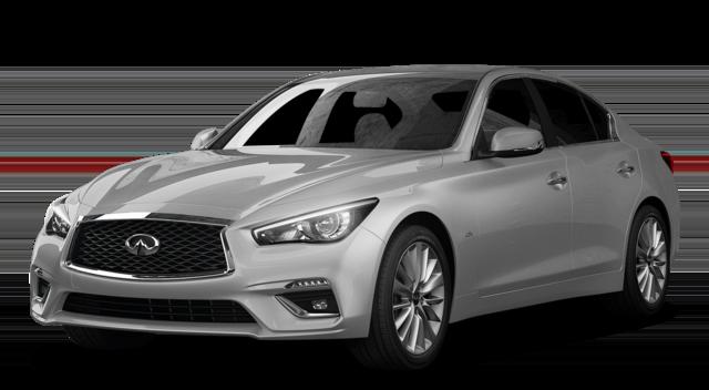 2018 Infiniti Q50 Silver