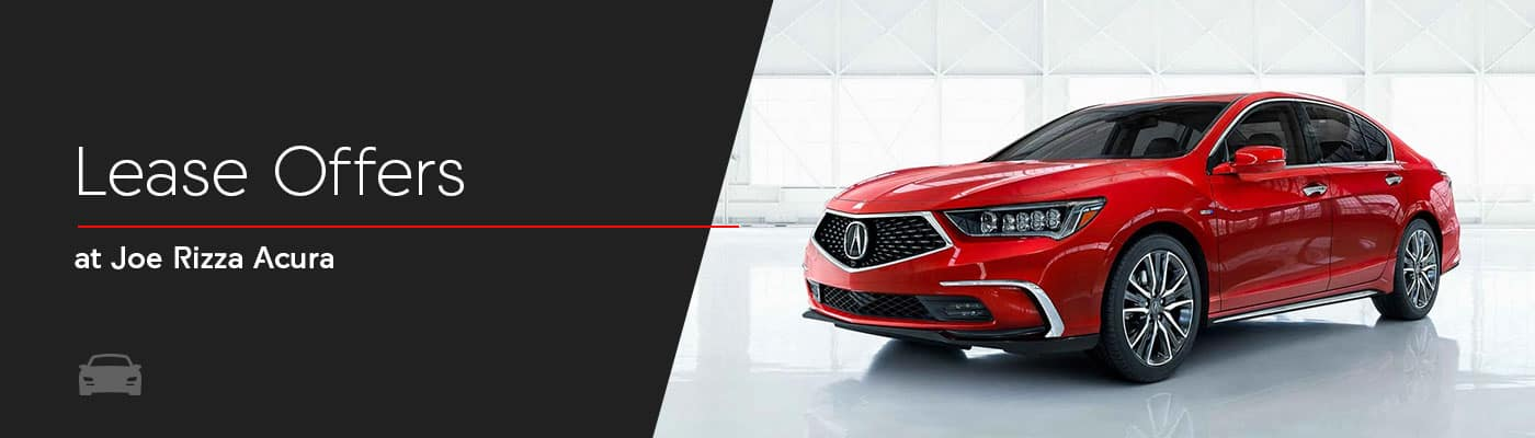 Acura Lease Deals >> Acura Lease Deals Chicago Joe Rizza Acura In Orland Park