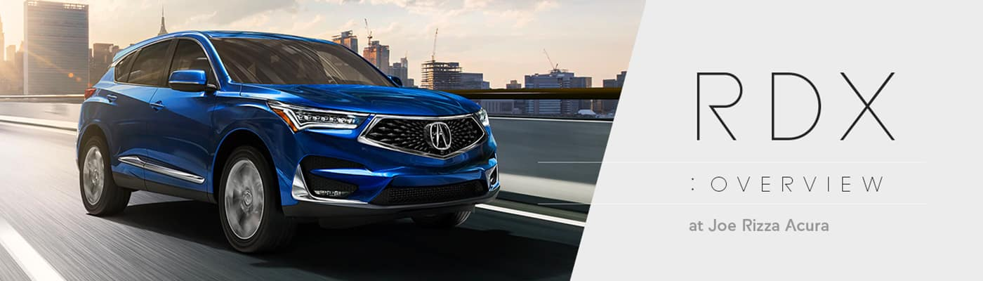 2020 Acura Rdx Specs Review Pricing Trims Joe Rizza Acura
