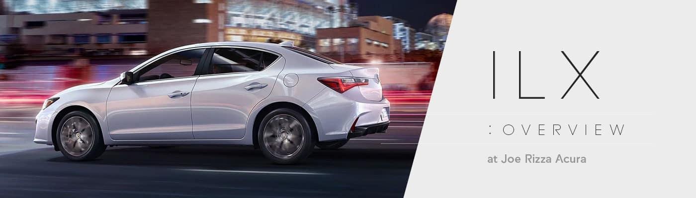 2019 Acura ILX Model Overview at Joe Rizza Acura