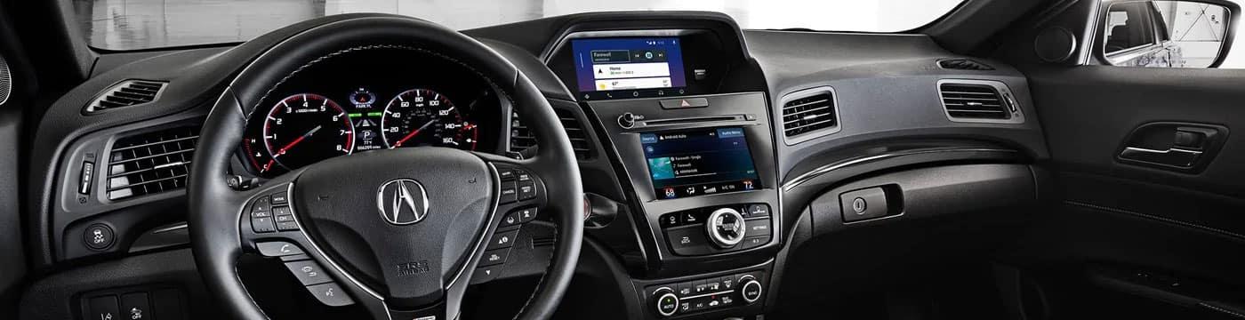 2019 Acura ILX Standard Equipment