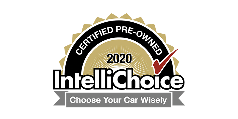 IntelliChoice Certified Pre-Owned Awards