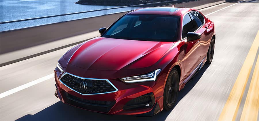 Acura TLX Lineup
