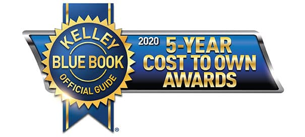 Kelley Blue Book 5-Year Cost to Own