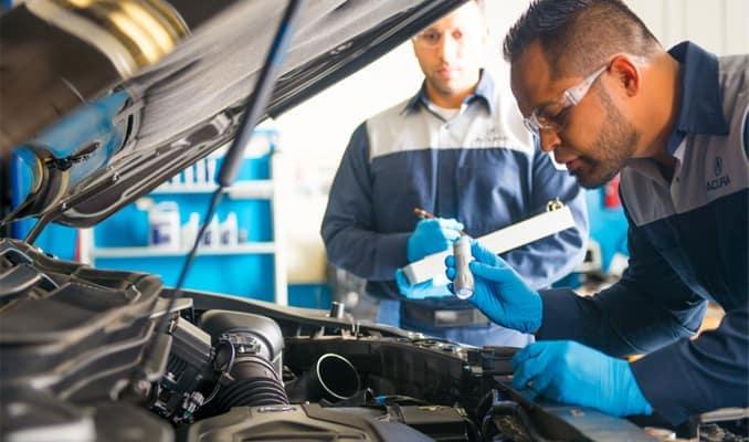 Acura Service Technician