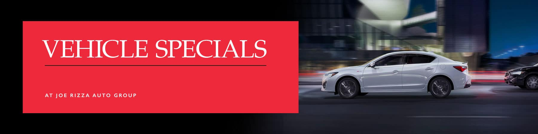 Rizza Auto Group Vehicle Specials