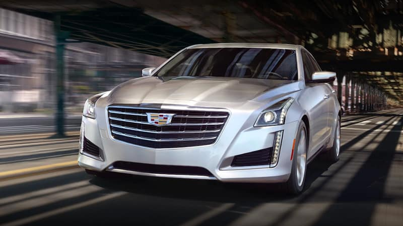 Cadillac Lease Discount Specials in Chicago