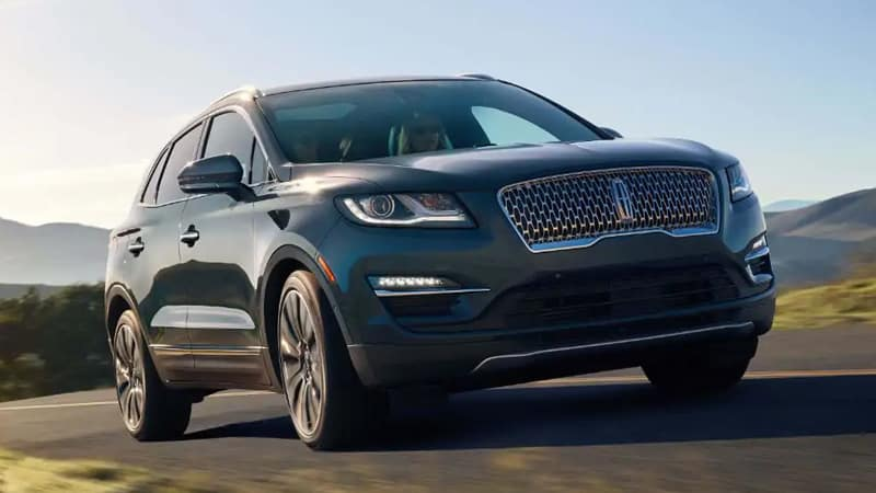 Lincoln Lease Finance Specials in Chicago