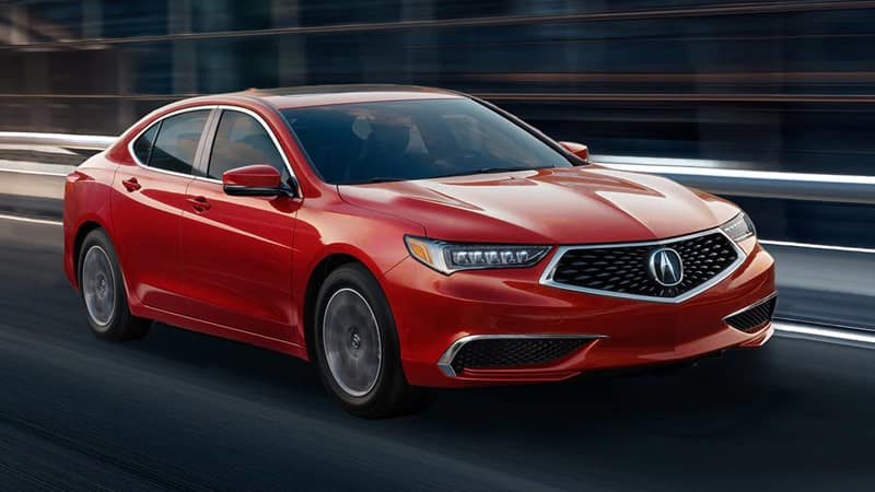Acura Lease Specials in Chicago