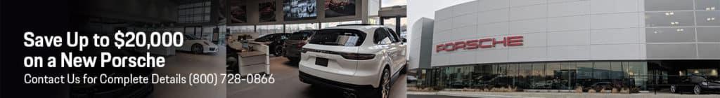 Porsche Inventory Banner
