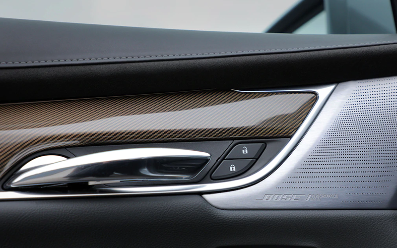 Cadillac XT6 Bose Audio System