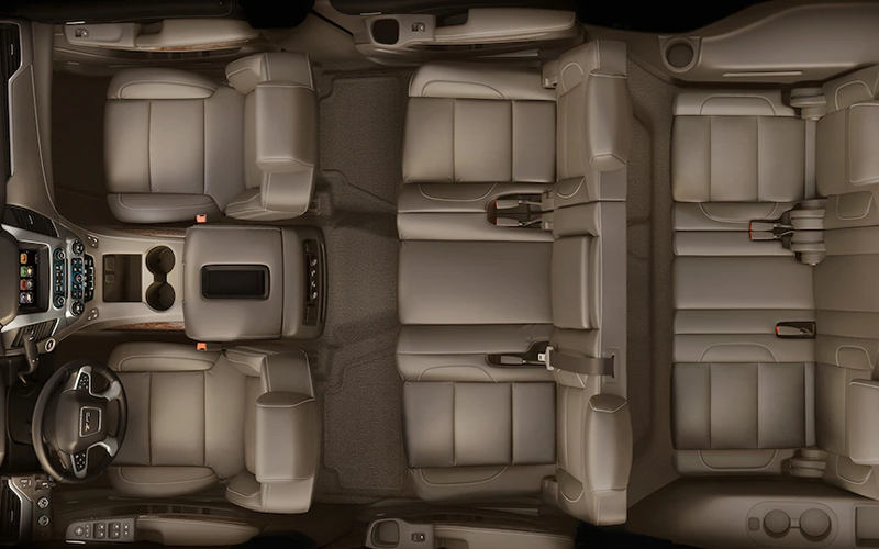 GMC Yukon Seating Capacity