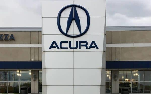 Joe Rizza Acura storefront